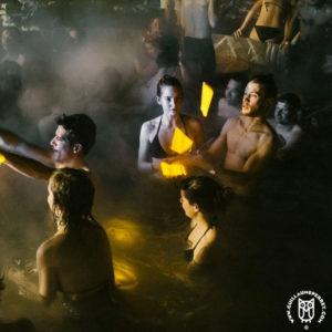 Les bains du PAV